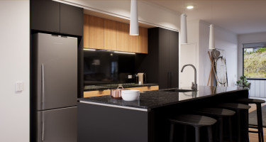 Artist impression - Kitchen/Dining