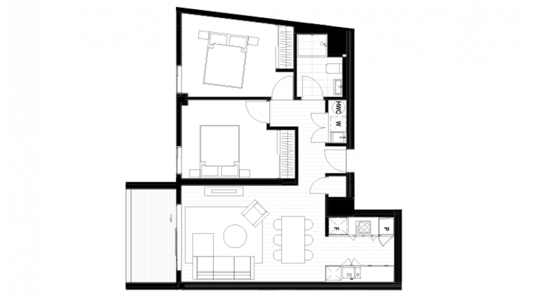 Apartment Type 2D