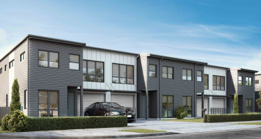Artist impression - Terrace home