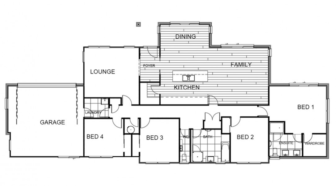 Lot 275 Floor Plan