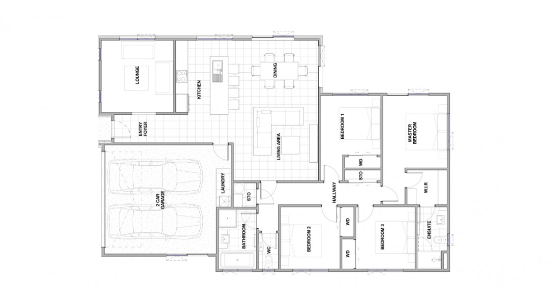 Lot 139 floorplan for edm