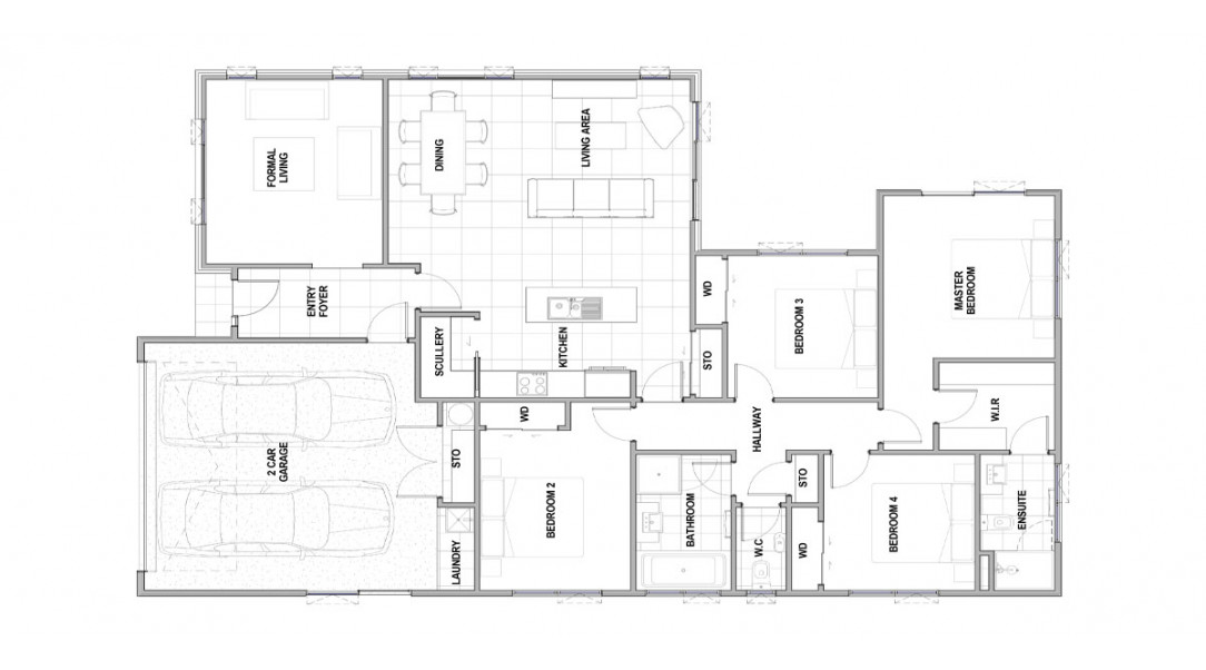 Lot 178 floorplan for edm